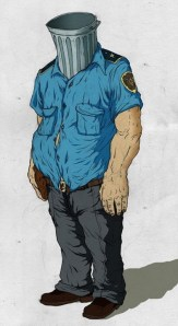 Policia Basura