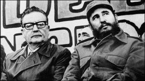 Fidel y Salvador