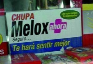 Chupa-Melox