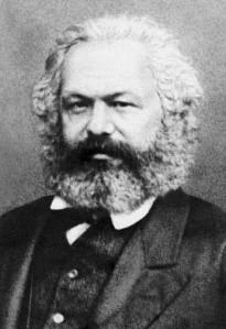 Karl Marx 1869