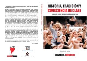 Historia, Tradición y Consciencia de clase. Estudios sobre la sociedad preindustrial - selección de textos de E. P. Thomson - colección Socialismo y Libertad - El Sudamericano - formato pdf Libro-31