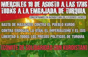 kurdistan 19 de agosto