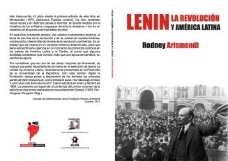 Lenin, la revolución y América Latina - libro de Rodney Arismendi - formato pdf Libro-321