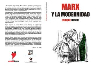Marx y la Modernidad - Enrique Dussel - colección Socialismo y Libertad - formato pdf Libro-46