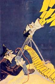 Kukryniksy.1942-Gôebels
