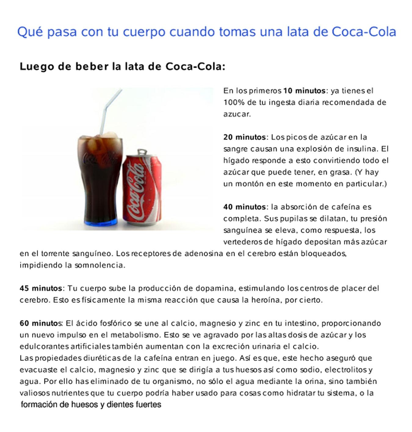 """""""Coca Cola: la historia negra de las aguas negras"""" - texto de Gustavo Castro Soto - publicado en 2003 por CIEPAC - en los mensajes: cómo actúa la Coca-cola en el organismo y poema de Rafael Alberti sobre la Coca-cola Coca-cola"""