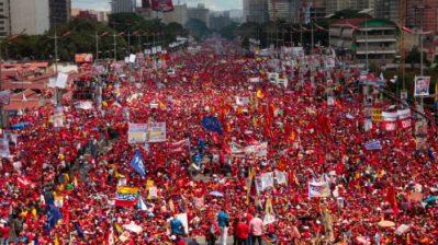 Marcha Caracas