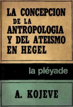 Concepción de la Antropología y del ateísmo