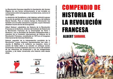 Compendio de Historia de la Revolución francesa - Albert Soboul - varios formatos Libro-108