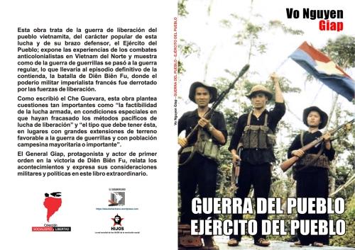 Guerra del pueblo, libro de Vo Nguyen Giap - en formato epub Libro-114