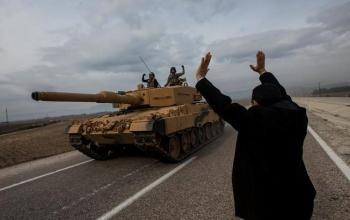 Afrin-tanques