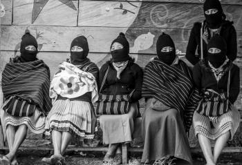 Carta de las zapatistas a las mujeres que luchan en el mundo- Ejército Zapatista de Liberación Nacional. México - febrero 2019 Zapatismo