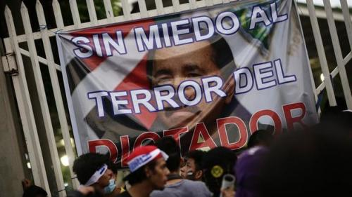 Jovenes-Nicaragua-manifestacion-EFE