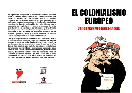El colonialismo europeo - selección de textos de Carlos Marx y Federico Engels - Colección Socialismo y Libertad - formato pdf Libro-131
