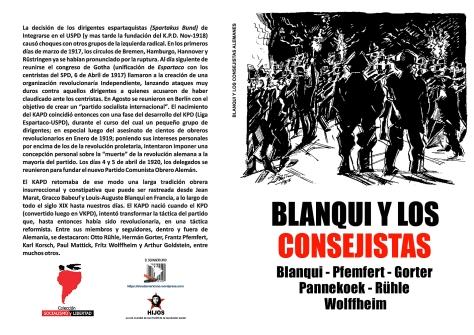 Blanqui y los Consejistas - Selección de Textos – Blanqui – Luxemburg – Gorter – Pannekoek – Pfemfert – Rühle – Wolffheim y Otros Libro-142
