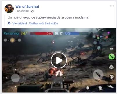 War of Survival