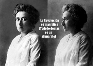 El significado histórico de Rosa Luxemburgo para el Siglo XX - Jorge Veraza Urtuzuástegui - formato pdf Rosa-luxemburgo-la-rev