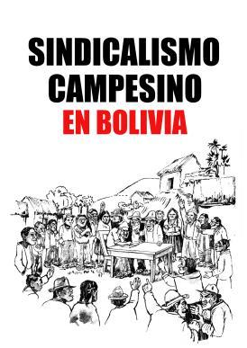 Sindicalismo Campesino en Bolivia - libro de la colección Socialismo y Libertad - El Sudamericano - formato pdf 171.sindicalismo-campesino.web_