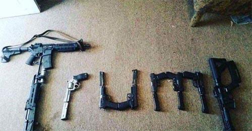 Terrorismo de Estado mundial: La sombra detrás de Donald Trump - artículo de Stella Calloni Trump-word
