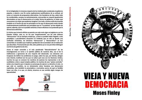 Vieja y Nueva Democracia - Moses Finley - conferencias de 1972 - Colección Socialismo y Libertad - formato pdf Libro.178.web_