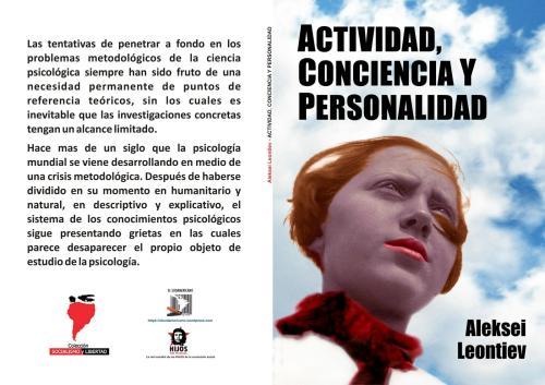 Actividad, Conciencia y personalidad- Leontiev Libro.180web2