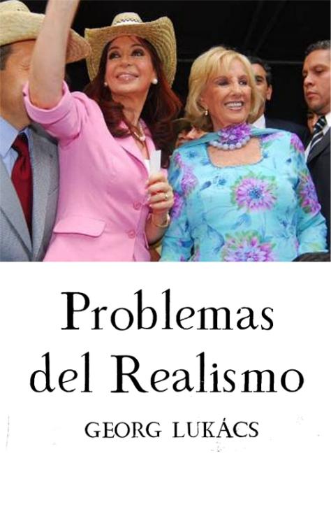 G Lukacs-Problemas del realismo