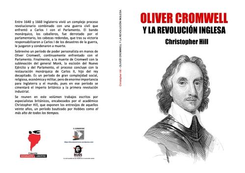 Oliver Cromwell y la revolución inglesa - Chrispopher Hill - colección Socialismo y Libertad - formato pdf Tapas-202-cromwell-web
