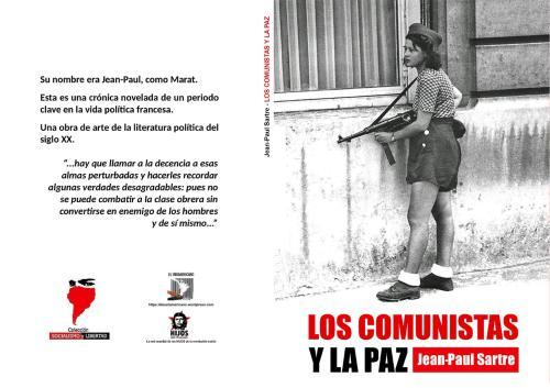 Los comunistas y la paz - Jean Paul Sartre - año 1952-1954 (en español en 1964) - colección Socialismo y Libertad - formato pdf Libro.207.web_