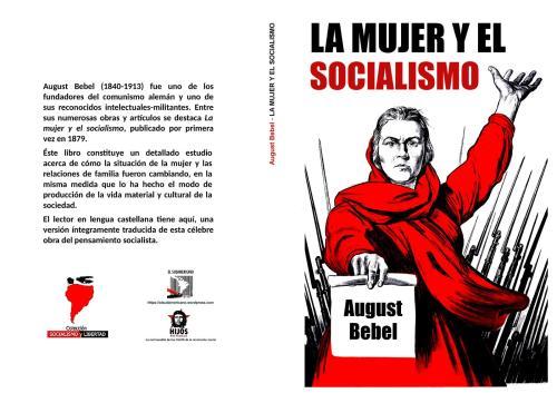 La mujer y el socialismo - August Bebel - año 1895 - formato pdf Libro.210